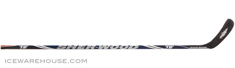 Sherwood True Touch T80 Grip Hockey Sticks Sr L