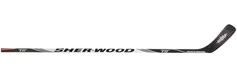Sherwood True Touch T90 Grip Hockey Sticks Jr R