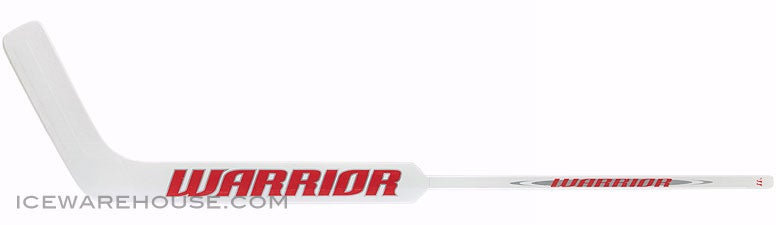 Warrior Swagger Goalie Sticks WHITE/RED Sr