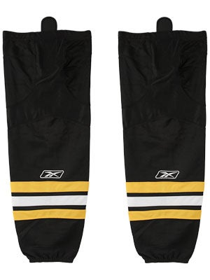 Boston Bruins Reebok Edge Hockey Socks Jr