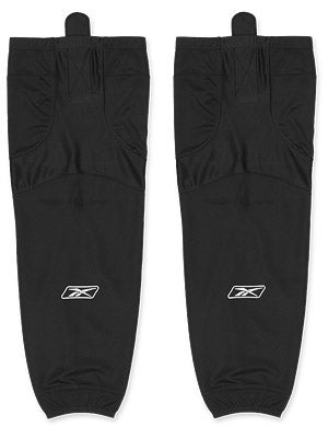 Reebok Edge SX100 Ice Socks Black Sr & Int