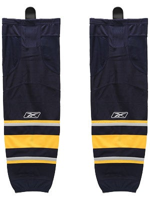 Buffalo Sabres Reebok Edge Hockey Socks Sr & Int