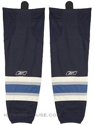 Columbus Blue Jackets Reebok Edge Hockey Socks Jr
