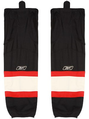 Chicago Blackhawks Reebok Edge Hockey Socks Sr & Int