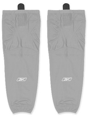 Reebok Edge SX100 Ice Socks Grey Jr