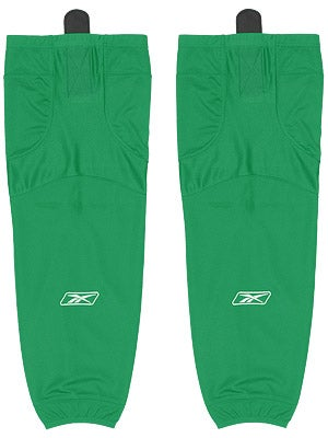 Reebok Edge SX100 Ice Socks Kelly Green Jr