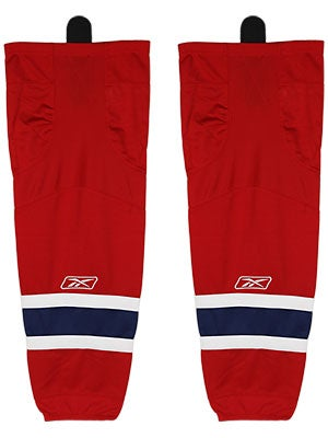 Montreal Canadiens Reebok Edge Hockey Socks Sr & Int