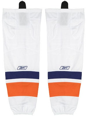 New York Islanders Reebok Edge Hockey Socks Jr