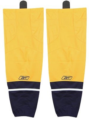 Nashville Predators Reebok Edge Hockey Socks Jr