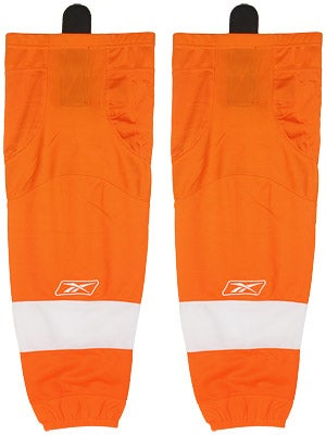 Philadelphia Flyers Reebok Edge Hockey Socks Sr & Int