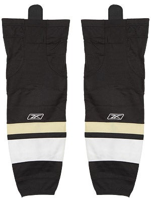 Pittsburgh Penguins Reebok Edge Hockey Socks Sr & Int