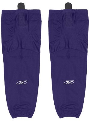 Reebok Edge SX100 Ice Socks Purple Sr & Int