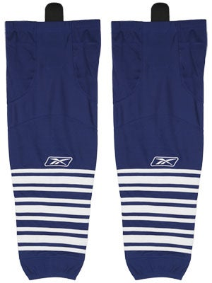 Toronto Maple Leafs Reebok Edge Hockey Socks Jr