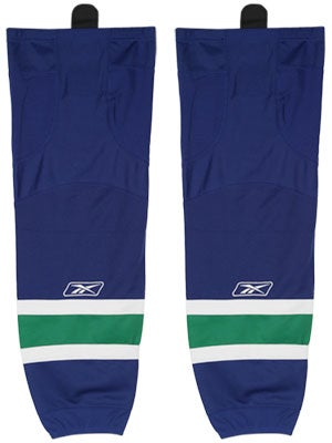 Vancouver Canucks Reebok Edge Hockey Socks Jr