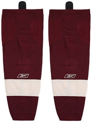 Vancouver Canucks Reebok Edge Hockey Socks Sr & Int