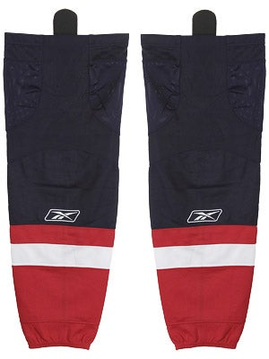 Washington Capitals Reebok Edge Hockey Socks Jr