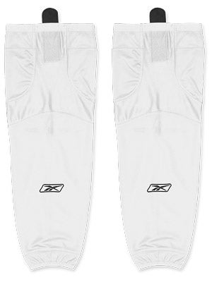Reebok Edge SX100 Ice Socks White Sr & Int