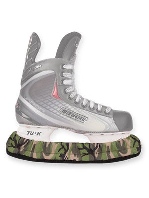 Camouflage TuffTerry Soakers Hockey Blade Covers