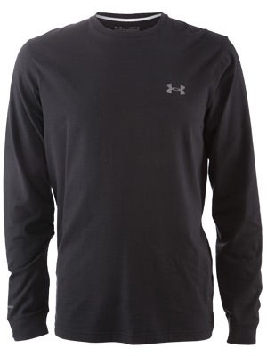 Under Armour Charged Cotton Loose Perf L/S Shirt Sr