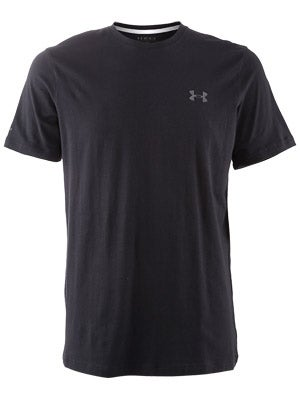 Under Armour Charged Cotton Loose Perf S/S Shirt Sr
