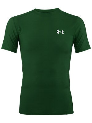 Under Armour HeatGear Comp Perf S/S Shirt Sr
