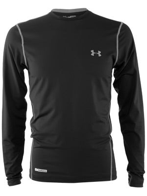 Under Armour HeatGear Sonic Fitted Perf L/S Shirt Sr