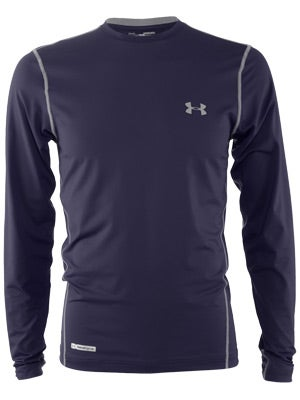 Under Armour HeatGear Sonic Fitted Perf L/S Shirt Jr
