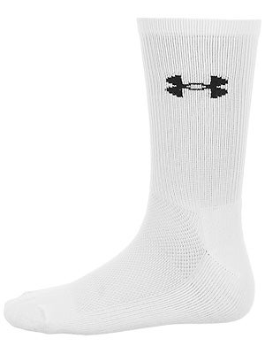 Under Armour HeatGear Hockey Crew Socks 2-Pack