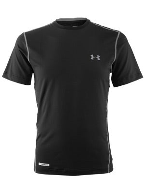 Under Armour HeatGear Sonic Fitted Perf S/S Shirt Sr