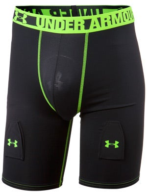 Under Armour Purestrike Comp Hockey Jock Short w/Cup Sr