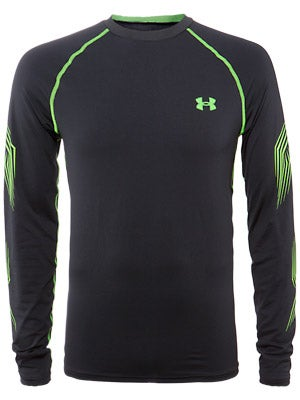 Under Armour Purestrike Fitted Hockey Grip L/S Shirt Sr