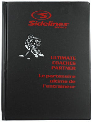 Ultimate Hockey Coaches Binder w/Board  9
