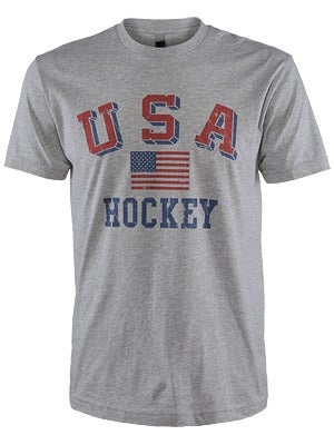 USA Hockey Flag Shirt Sr