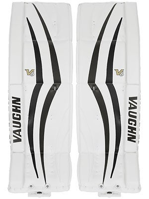 Vaughn Velocity V6 1100 Goalie Leg Pads Sr