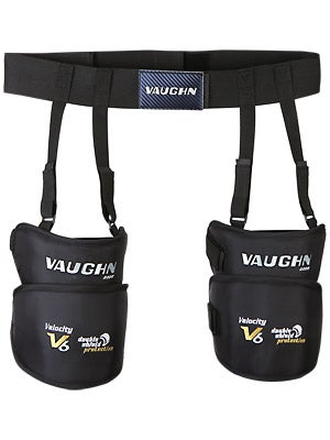 Vaughn Velocity V6 2200 Goalie Knee/Thigh Guard Sr
