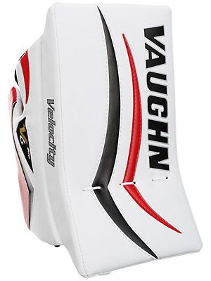 Vaughn Velocity V6 800 Goalie Blockers Jr