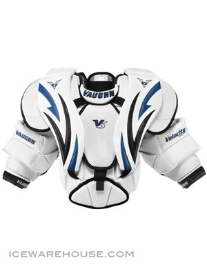 Vaughn Velocity 7190 Goalie Chest Protectors Jr