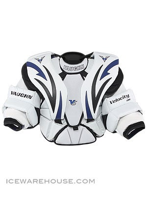 Vaughn Velocity 7260 Goalie Chest Protectors Int Lg