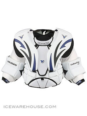 Vaughn Velocity 7460 Goalie Chest Protectors Sr