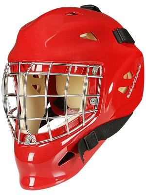 Vaughn 7500 Straight Bar Goalie Masks Sr