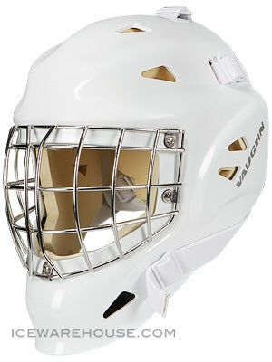 Vaughn 7500 Straight Bar Goalie Masks Jr