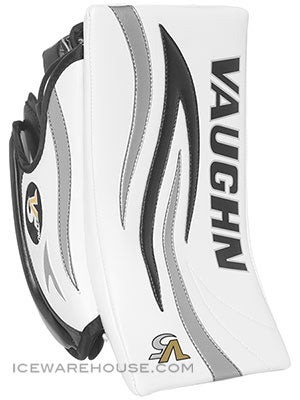Vaughn Velocity V5 7990 Pro Goalie Blockers Sr