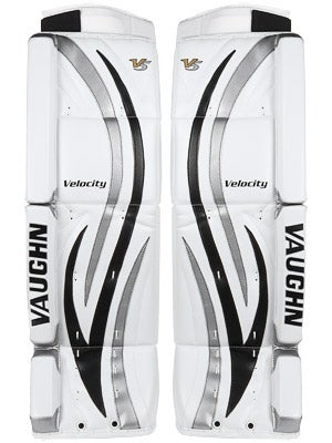Vaughn Velocity V5 7990 Pro Goalie Leg Pads Sr