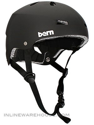 Bern Macon Hard Hat Brock Foam Helmets Non-Certified