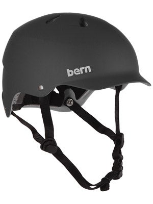 Bern Watts Hard Hat Brock Foam Helmets Non-Certified