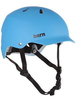 Bern Watts Hard Hat Brock Foam Helmets Non-Certified
