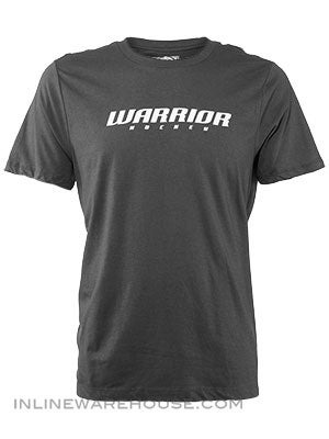 Warrior Hockey Logo Shirts Sr Md