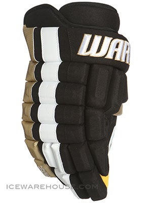 Warrior Bonafide X 4 Roll Hockey Gloves Sr