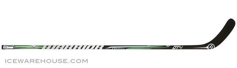 Warrior Covert DT4 Grip Hockey Stick Sr L
