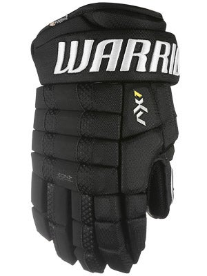 Warrior Dynasty AX1 4 Roll Hockey Gloves Sr